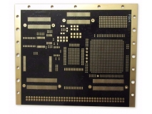 Multilayer ENIG PCB with Top/Bottom BGA Pads